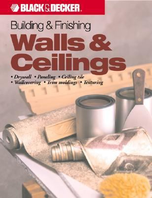 Building & Finishing Walls & Ceilings Drywall, Paneling, Ceiling Tile, Wallcovering, Trim Molding, Texturizing