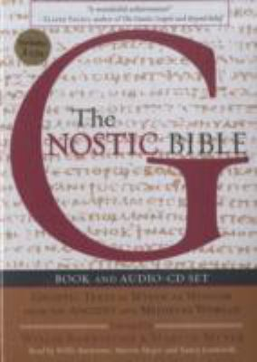The Gnostic Bible (Book and Audio-CD Set)