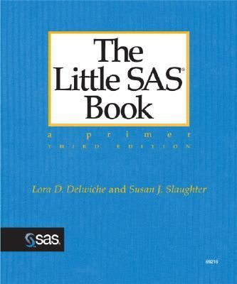 Little Sas Book A Primer