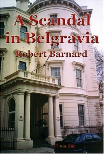 Scandal in Belgravia, A [LARGE TYPE EDITION]