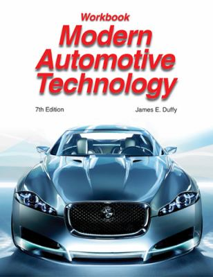 Modern Automotive Technology - Workbook