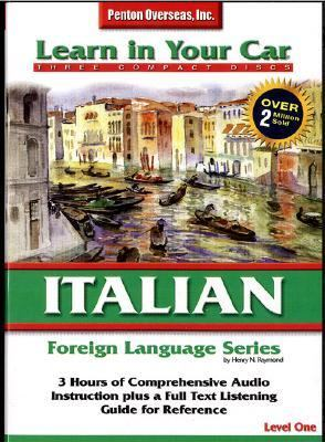 Italian: Level 1 (Learn in Your Car) (Italian Edition)
