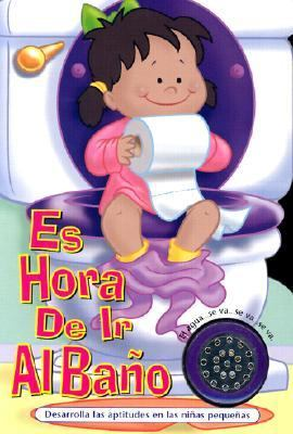 Es Hora De Ir Al Bano Para Ninas/it's Potty Time