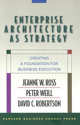 Enterprise Architecture As Strategy Creating a Foundation for Business Execution