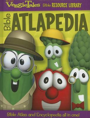 VeggieTales Bible Atlapedia A Bible Atlas And Encyclopedia in One