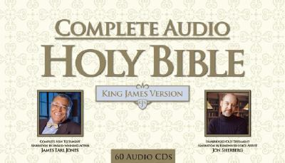 Complete Audio Holy Bible  King James Version Complete