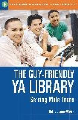 Guy friendly Teen Library Serving Male Teens