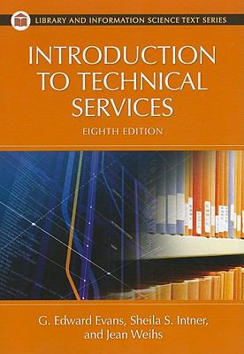 Introduction to Technical Services