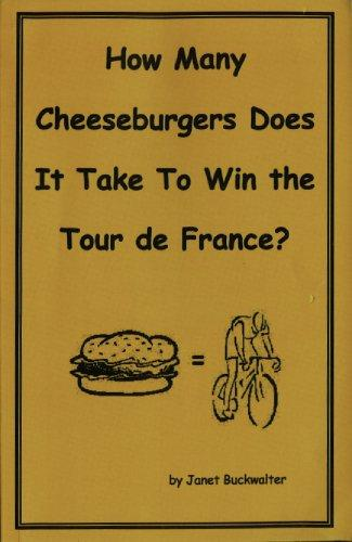 How Many Cheeseburgers Does It Take To Win the Tour de France?