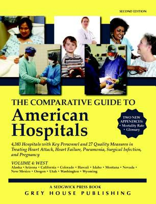 Comparative Guide to American Hospitals: Western Region