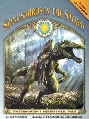 Spinosaurus in the Storm