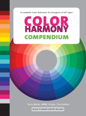 Color Harmony Compendium: A Complete Color Reference for Designers of All Types, 25th Anniversary Edition