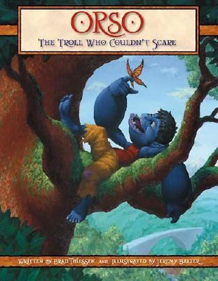 Orso The Troll Who Couldn't Scare