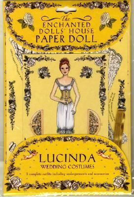 Enchanted Dolls' House Paper Doll Lucinda