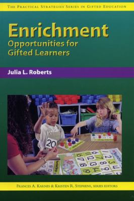 Enrichment Opportunities for Gifted Learners