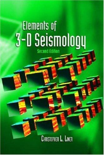 Elements of 3-D Seismology