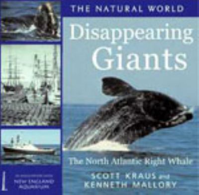 Disappering Giants The North Atlantic Right Whale