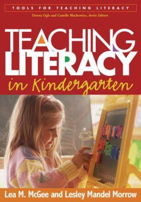 Teaching Literacy in Kindergarten