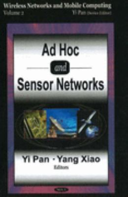 Ad Hoc And Sensor Networks Wireless Networks And Mobile Computing