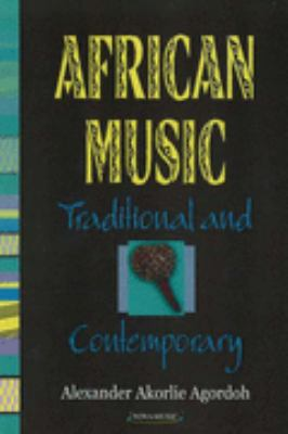 African Music Traditional And Contemporary