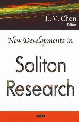 New Developments in Soliton Research