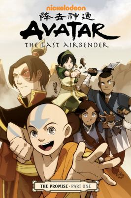 Avatar: The Last Airbender: The Promise, Part 1