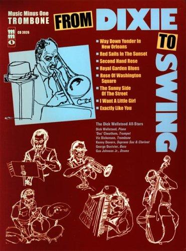 Music Minus One Trombone: From Dixie To Swing