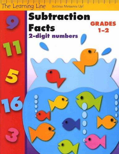 Subtraction Facts, 2-Digit Numbers: Grades 1-2 (Learning Line)