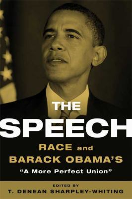 Speech: Race and Barack Obama's A More Perfect Union