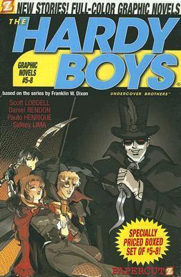 Hardy Boys 5 - 8