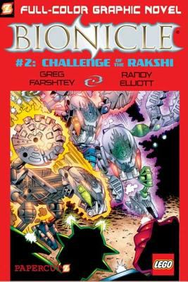 Challenge of the Rahkshi (Bionicle Series #2)