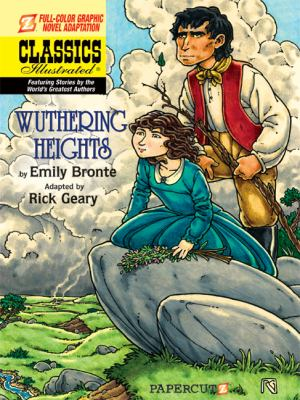 Classics Illustrated : Wuthering Heights