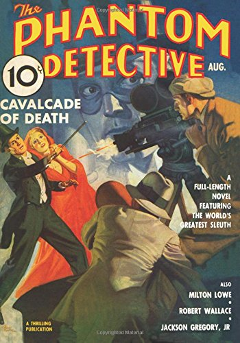 Phantom Detective - 08/37: Adventure House Presents: