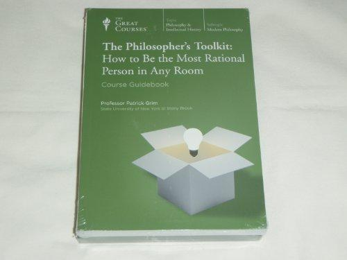 The Philosopher's Toolkit: How to Be the Most Rational Person in Any Room (Great Courses) (Teaching Company) DVD (Course Number 4253)