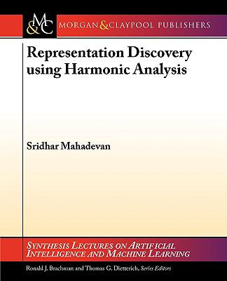 Representation Discovery Using Harmonic Analysis