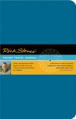 Rick Steves' Pocket Travel Journal