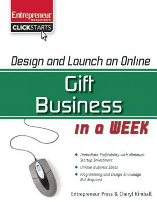 Design and Launch an Online Gift Business in a Week - Rich, Jason R., Kimball, Cheryl pdf epub