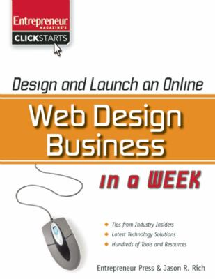 Design and Launch an Online Web Design Business in a Week - Kimball, Cheryl, Rich, Jason pdf epub
