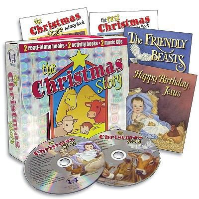 Christmas Story Box Set Books & Music CDs