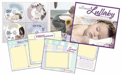 The Ultimate Lullaby Collection: 4 Music CDs and Baby's First Year Memory Book [With 4 CDs]