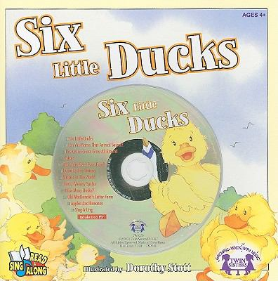 Six Little Ducks (Read and Sing Along)