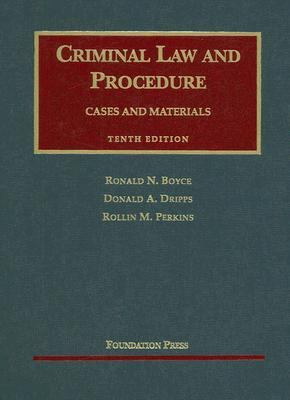 Criminal Law and Procedure