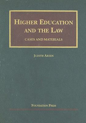 Higher Education and the Law, Cases and Materials