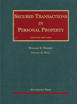 Secured Transactions in Personal Property, 8th