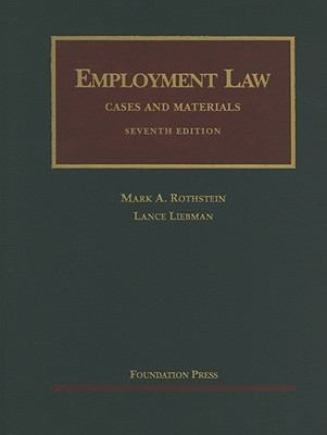 Employment Law Cases and Materials