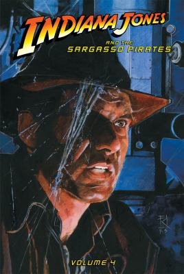 Indiana Jones and the Sargasso Pirates : Vol. 4