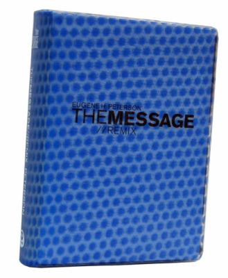 Message Remix The Bible In Contemporary Language/Hypercolor Blue Bubble