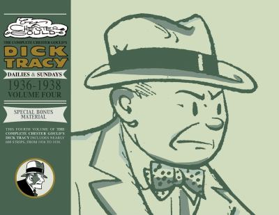 The Complete Chester Gould's Dick Tracy Volume 4