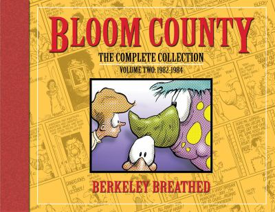 Bloom County: The Complete Library, Vol. 2: 1982-1984