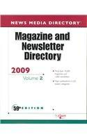 News Media Directory 2009: Magazine and Newsletter Directory (News Media Directory: Magazine and Newsletter Directory)